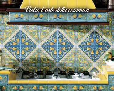 Ceramiche di Vietri: coloratissime opere d'arte, che regalano alla casa vivacità e buonumore