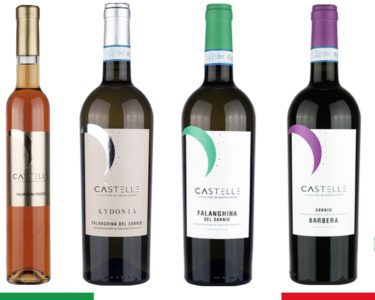 Qualità italiana: quattro medaglie d'oro per Castelle, viticultori di Castelvenere