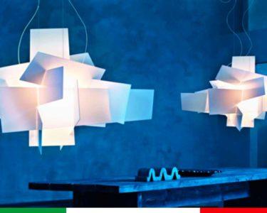 Lampade Foscarini, opere d'arte made in Venezia, che incentivano emozioni e condivisione