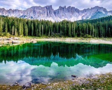 La leggenda della sirena del lago Carezza