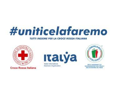 #uniticelafaremo: Al via la campagna di donazione alla Croce Rossa Italiana di Napoli