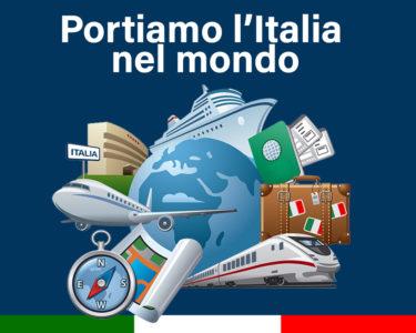 Facciamo comprare sempre di più i prodotti italiani nel mondo!