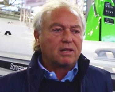 Gennaro Amato, Presidente Saloni Nautici Internazionali d'Italia