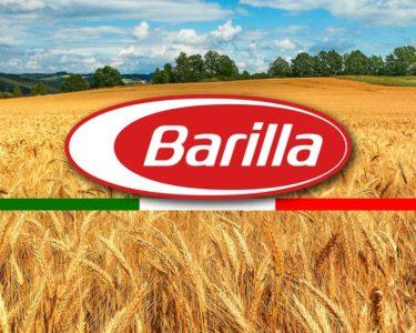 Barilla rende i suoi prodotti al 100% italiani