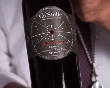 Nuove etichette per i vini Ca' Stelle